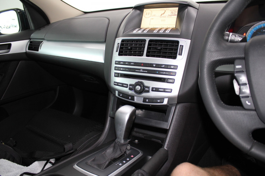 2010 Ford Falcon FG XR6 Sedan Image 19