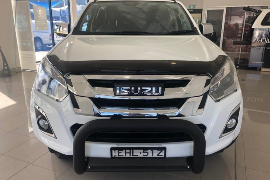2019 Isuzu Ute D-MAX MY19 LS-T Utility