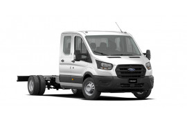 Ford Transit 470E Double Cab Chassis (Transit Cab Chassis) VO