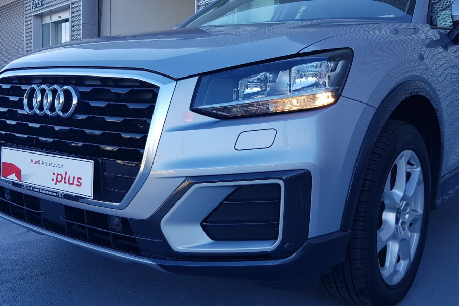 2017 Audi Q2 GA MY17 design Suv Image 3