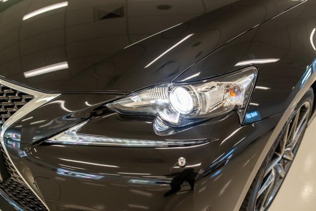 2016 Lexus Is GSE31R 350 F Sport Sedan Image 10