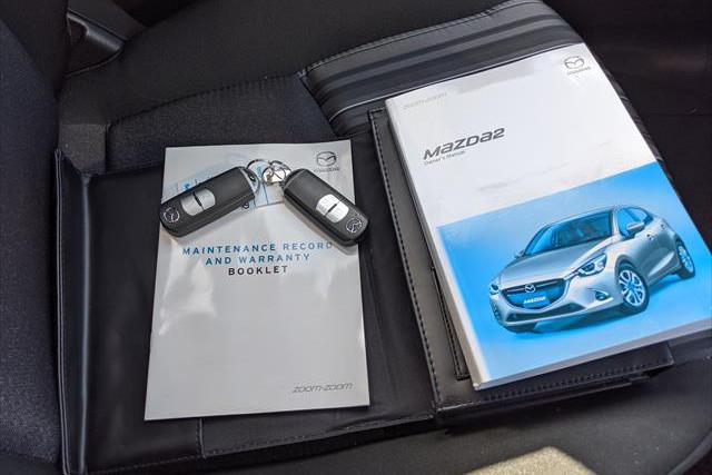 2018 Mazda Mazda2 DJ2HA6 Neo Hatchback Image 3