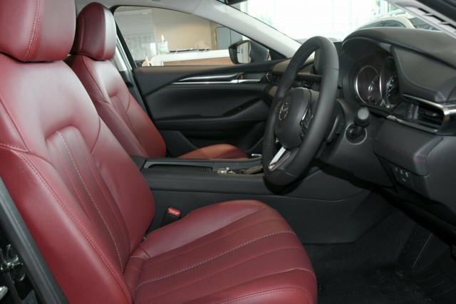 2021 MY20 Mazda 6 GL Series GT Sedan Sedan Mobile Image 6