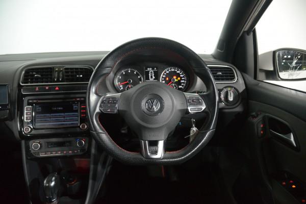 2014 Volkswagen Polo Volkswagen Polo Gti Auto Gti Hatchback