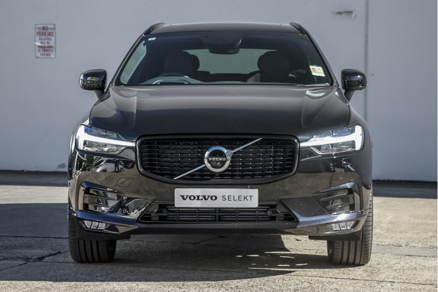 2020 Volvo XC60 (No Series) MY21 T6 R-Design Suv