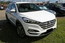 Hyundai Tucson Elite AWD TLe MY17