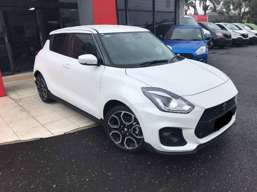 2018 Suzuki Swift Sport Turbo Auto