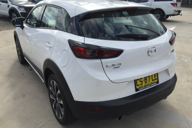 2018 Mazda CX-3 DK Akari Awd wagon Image 4
