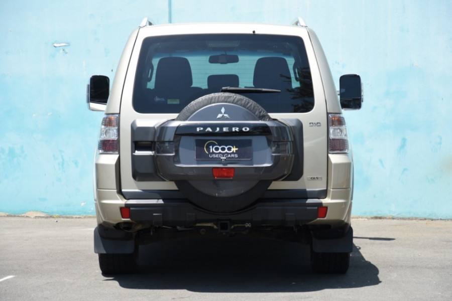 2009 Mitsubishi Pajero NT MY09 GLS Suv