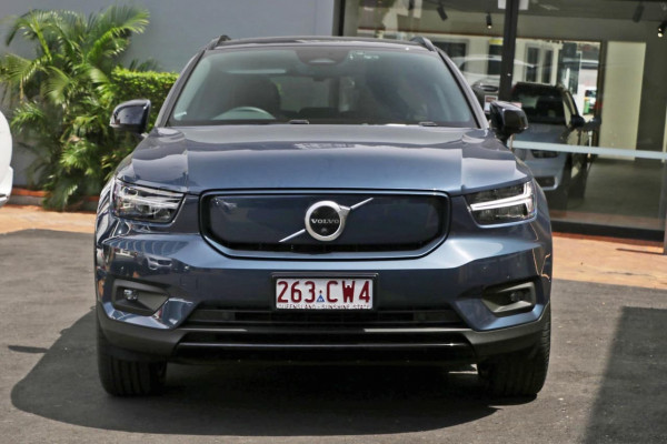 2021 Volvo Xc40 (No Series) MY22 Recharge Pure Electric Suv Image 3