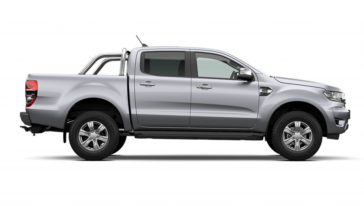 2020 MY21.25 Ford Ranger PX MkIII XLT Hi-Rider Double Cab Utility Image 3