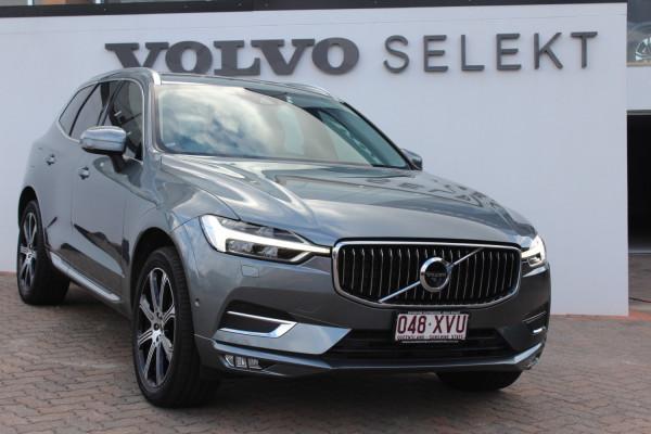 2017 MY18 Volvo XC60 UZ MY18 D4 Suv