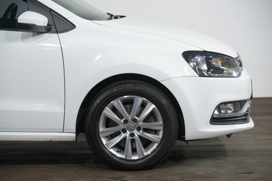 2015 Volkswagen Polo 81 Tsi Comfortline