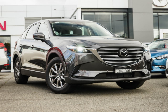 2019 Mazda CX-9 TC Touring Suv