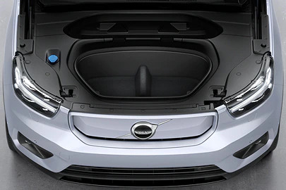 Front load compartment Image