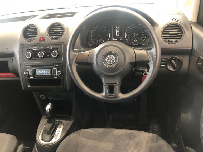 2014 Volkswagen Caddy 2KN Turbo TDI250 Van Image 6