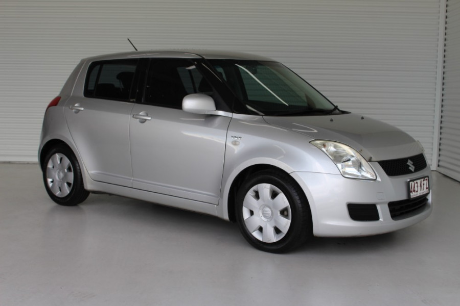 2008 Suzuki Swift RS415 S Hatch