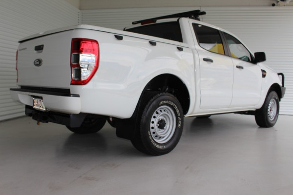 2015 Ford Ranger PX MKII XL Crew cab Image 2
