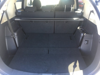 2017 Mitsubishi Outlander ZJ LS Awd wagon