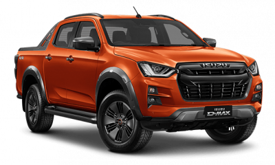 Isuzu UTE ALL-NEW D-MAX