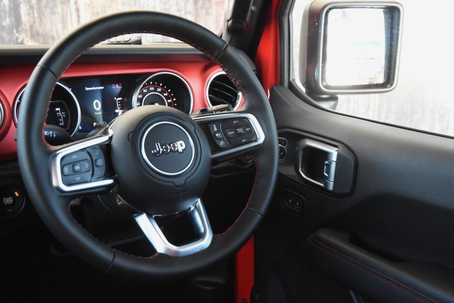 2019 MY20 Chrysler Wrangler Wagon Image 9
