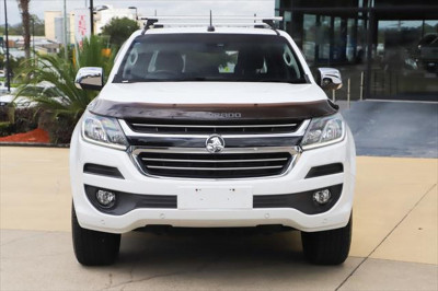2017 Holden Colorado RG MY18 LTZ Utility