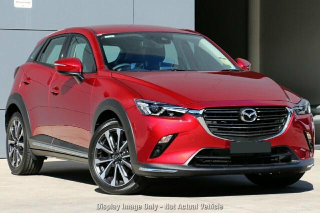 2021 Mazda CX-3 DK sTouring Suv