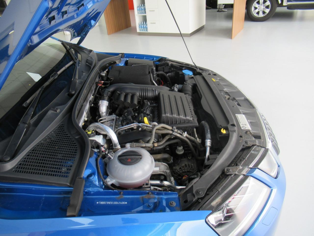 2017 MY18 Skoda Octavia NE MY18 110TSI Sedan Image 33