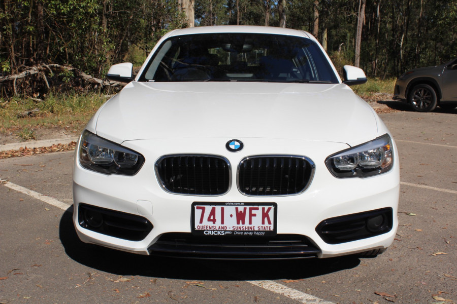 2016 BMW 1 Series Image 3