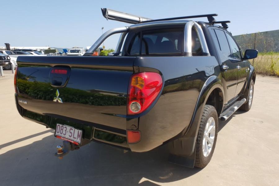 2012 Mitsubishi Triton MN  GLX-R Utility