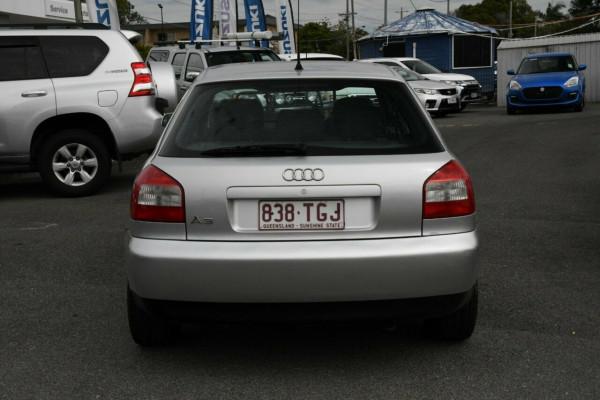 2002 Audi A3 8L Hatchback Image 4