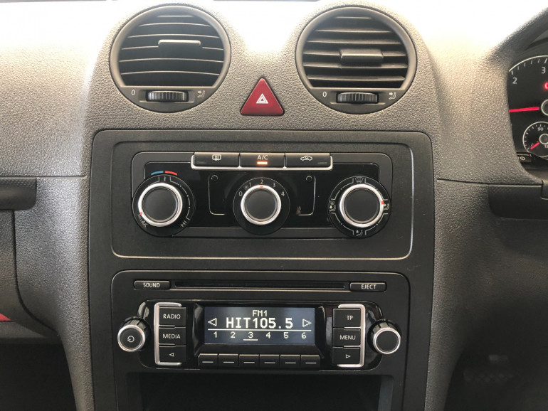 2014 Volkswagen Caddy 2KN Turbo TDI250 Van Image 7