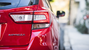 Impreza A new era of power