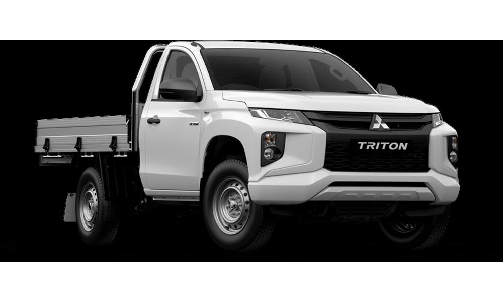 2020 Mitsubishi Triton MR GLX Single Cab Chassis 2WD Cab chassis