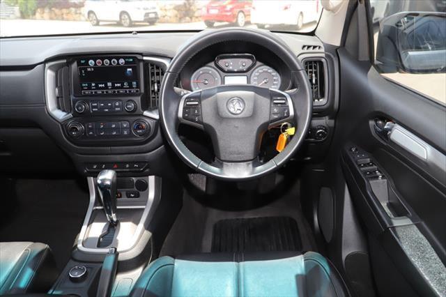 2016 MY17 Holden Colorado RG MY17 Z71 Utility Image 16
