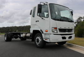 Fuso FIGHTER  ALLISON AUTO 1124 FK 5 SPEED AUTO