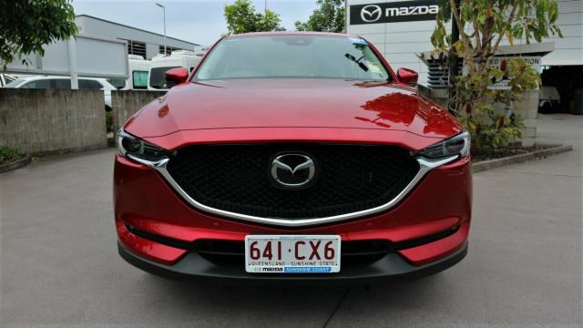 2021 Mazda CX-5 KF Series GT Suv Mobile Image 7