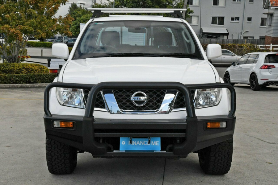 2013 MY12 Nissan Navara D40 S7 MY12 RX Cab chassis