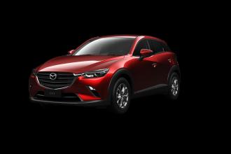 2021 Mazda CX-3 DK Maxx Sport Suv Image 2