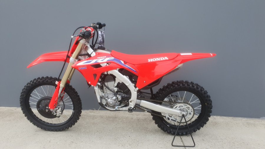 2020 Honda CRF450R TEMP 2020 CRF450R Image 10