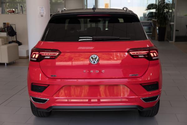 2020 Volkswagen T-Roc T-Roc X Wagon Image 5