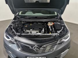 2017 Holden Astra BL Turbo LTZ Sedan