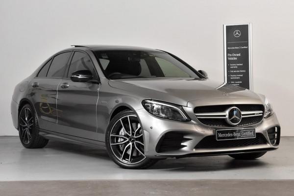 Mercedes-Benz C-class C43 AMG W205