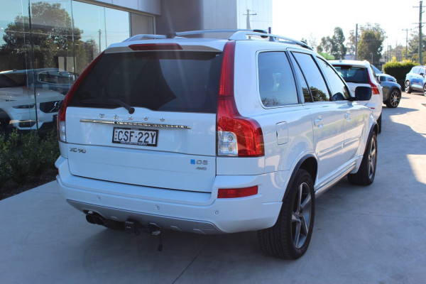 2014 Volvo XC90 (No Series) MY14 D5 R-Design Suv Image 3