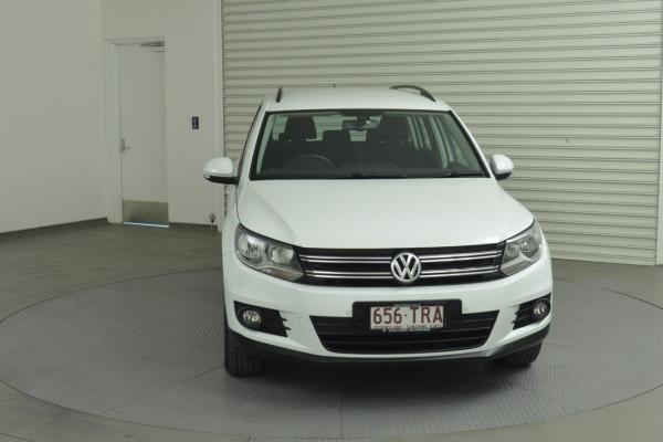 2013 MY14 Volkswagen Tiguan 5N MY14 132TSI Suv Image 4