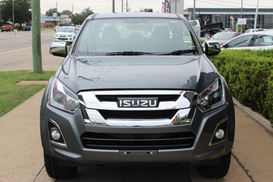 2020 MY19 Isuzu UTE D-MAX LS-U Crew Cab Ute 4x4 Utility - dual cab