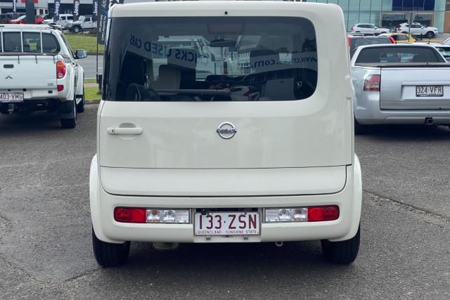 2005 Nissan Cube BZ11