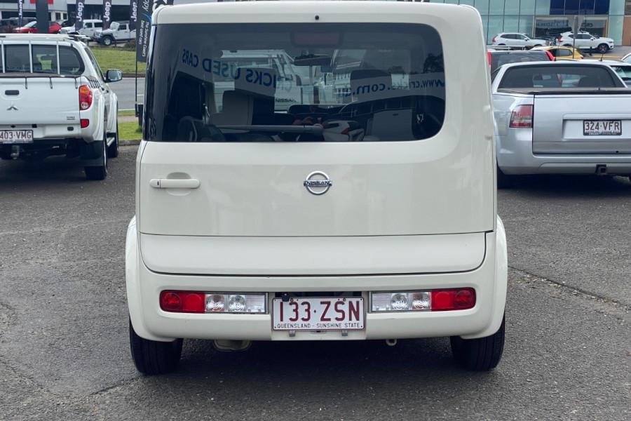 2005 Nissan Cube BZ11 Image 4