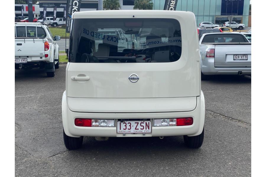 2005 Nissan Cube BZ11 Wagon
