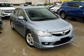 Honda Civic VTi-L 8th Gen MY08